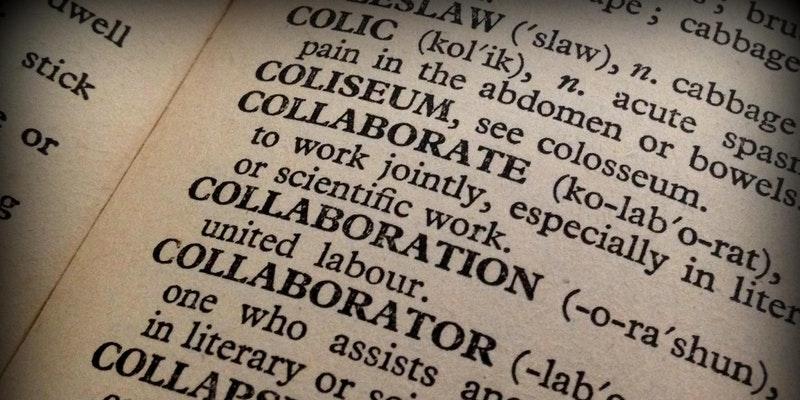 Illustrering av konferenstolk lexikon