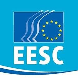 Ikon för kund polyglott tolkningsservice - konferenstolk simultantolk - EESC
