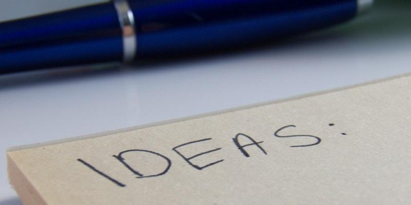 Ikon vad gör en konferenstolk - sänder ut positiva ideer